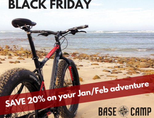 Black Friday at Base Camp Adventures